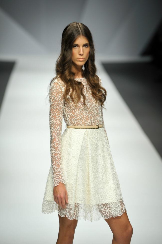 Mirjana Vujcic Drugo veče 36. Perwoll Fashion Week a