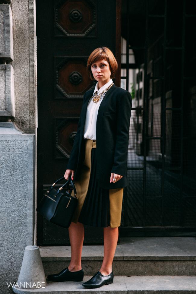 Modni predlog Danijela Ostojić 5 Modni predlog: Jednostavnost za posao