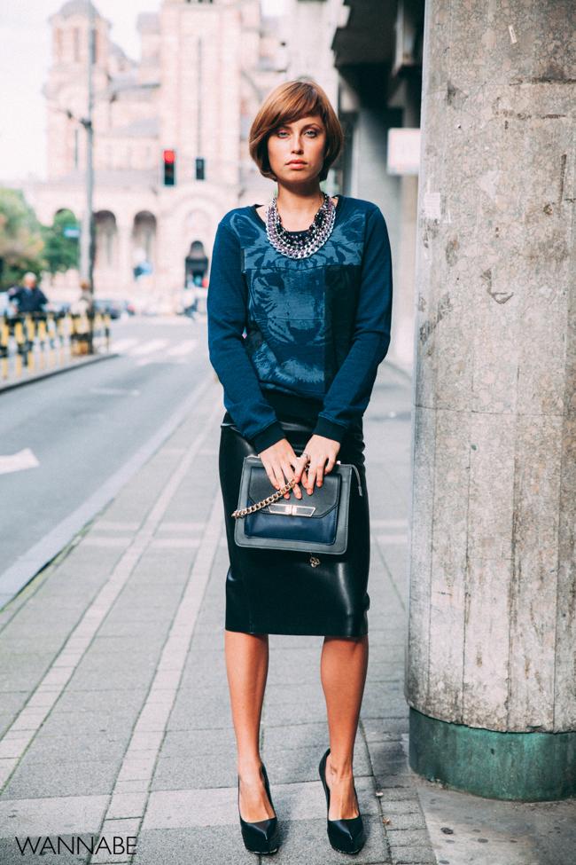 Modni predlog Wannabe 1 Modni predlog: Jesenji trendi izgled