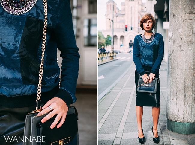 Modni predlog Wannabe 5 Modni predlog: Jesenji trendi izgled