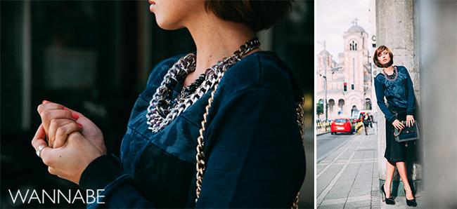Modni predlog Wannabe 6 Modni predlog: Jesenji trendi izgled