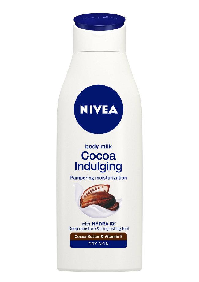 NIVEA Kakao mleko za telo Nivea kakao mleko za telo
