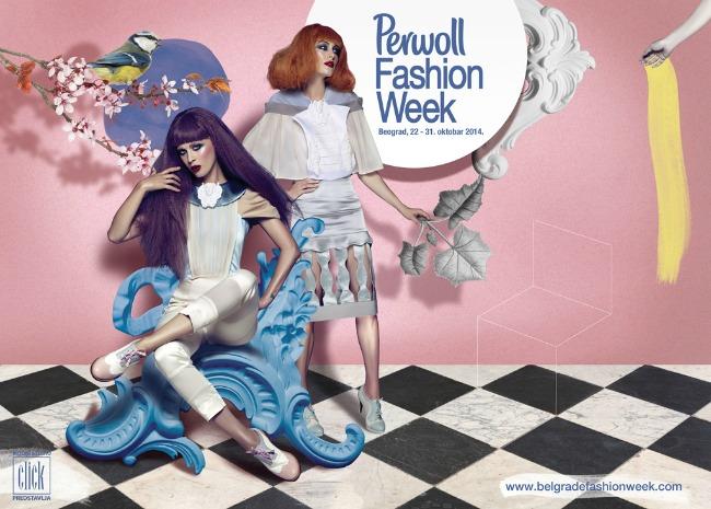 Nedelja mode 2 Sutra počinje 36. Perwoll Fashion Week