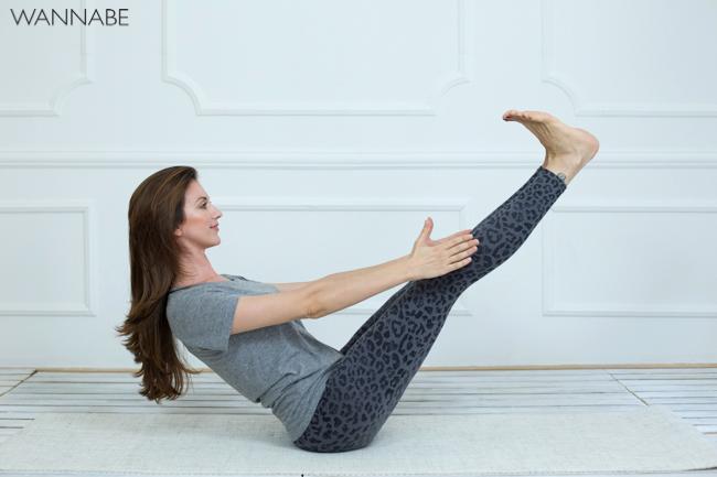 Nina Lazic joga Wannabe magazine Wannabe intervju: Nina Lazić, instruktorka joge
