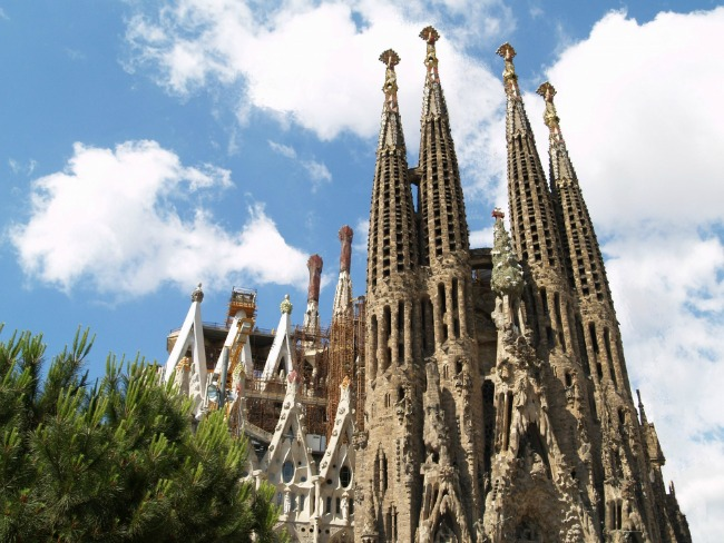 Obiđi Barselonu za dva minuta 1 Obiđi Barselonu za dva minuta!