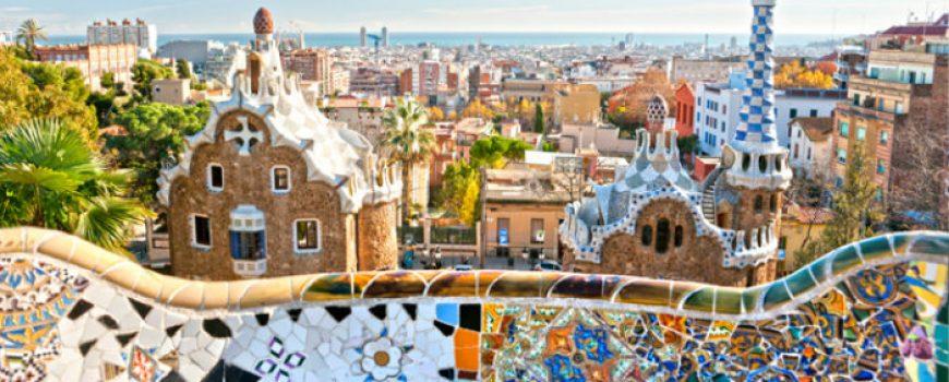 Obiđi Barselonu za dva minuta!