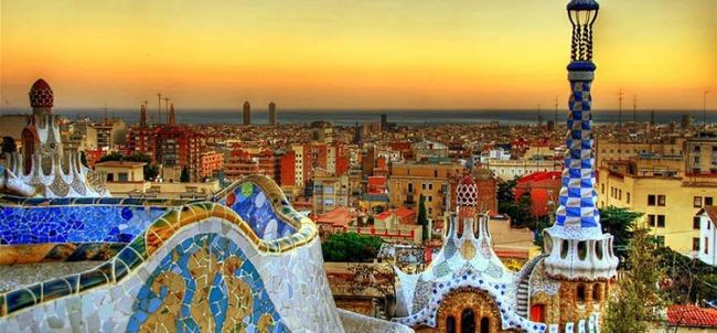 Obiđi Barselonu za dva minuta1 Obiđi Barselonu za dva minuta!