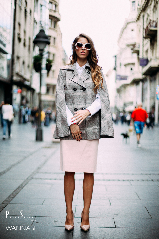 P.S. Fashion modni predlog cetvrti 1 P....S.... Fashion modni predlog: Stilizovana na poslu