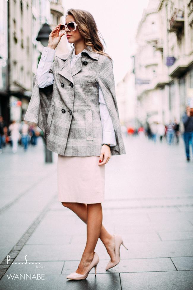 P.S. Fashion modni predlog cetvrti 3 P....S.... Fashion modni predlog: Stilizovana na poslu