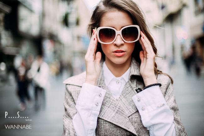 P.S. Fashion modni predlog cetvrti 4 P....S.... Fashion modni predlog: Stilizovana na poslu