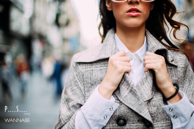 P.S. Fashion modni predlog cetvrti 5 P....S.... Fashion modni predlog: Stilizovana na poslu
