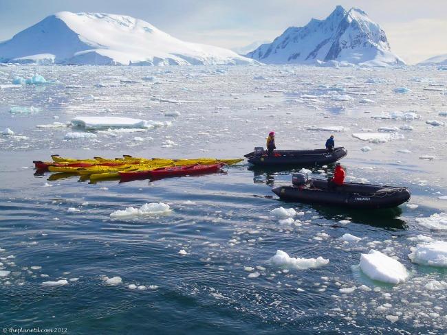 Planet D Kayaking Antarctica Najbolji blogovi i sajtovi o putovanjima
