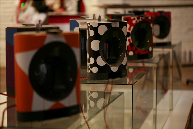 Predstavljanje Nescafé Dolce Gusto Oblo najbolje dizajnirani aparati po izboru žirija Predstavljen novi aparat za kafu NESCAFÉ Dolce Gusto Oblo