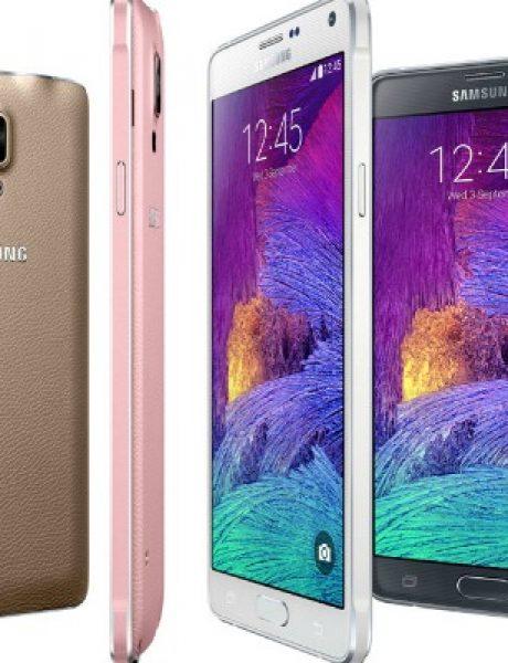 Samsung GALAXY Alpha i GALAXY Note 4 dostupni korisnicima u Srbiji