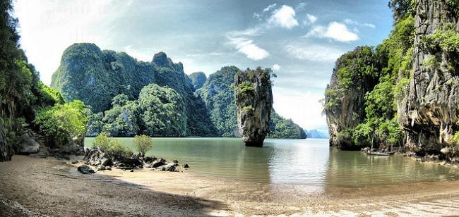 Tajland Puzzle Tajland: Hedonistički raj, zemlja osmeha i večne slobode