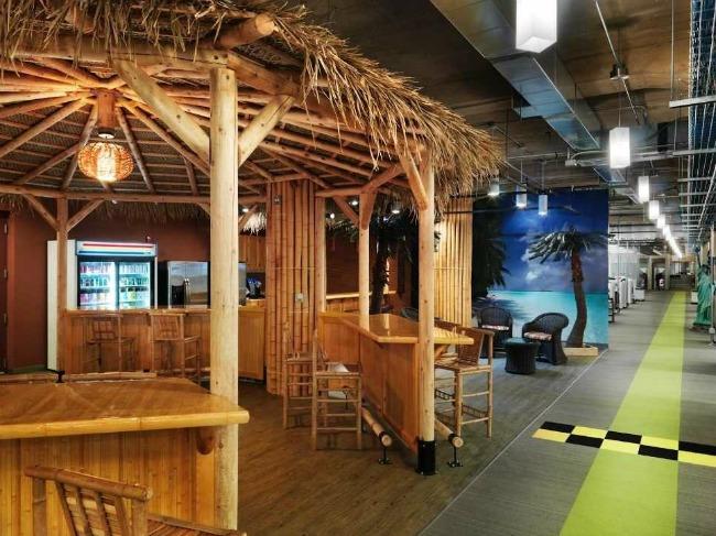 Zamisli da radiš na ovako kul mestu Zamisli da radiš na ovako kul mestu!