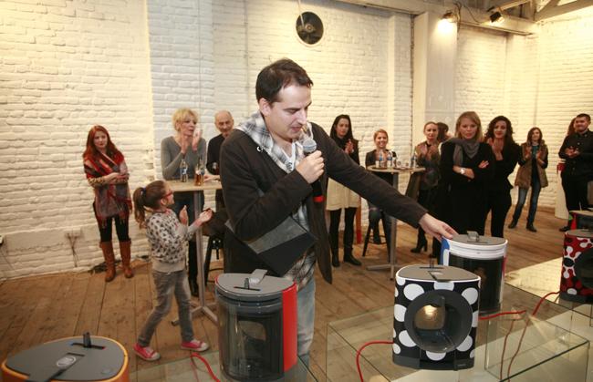 Zoran Kesić predstavljanje Nescafé Dolce Gusto Oblo aparata za kafu Predstavljen novi aparat za kafu NESCAFÉ Dolce Gusto Oblo