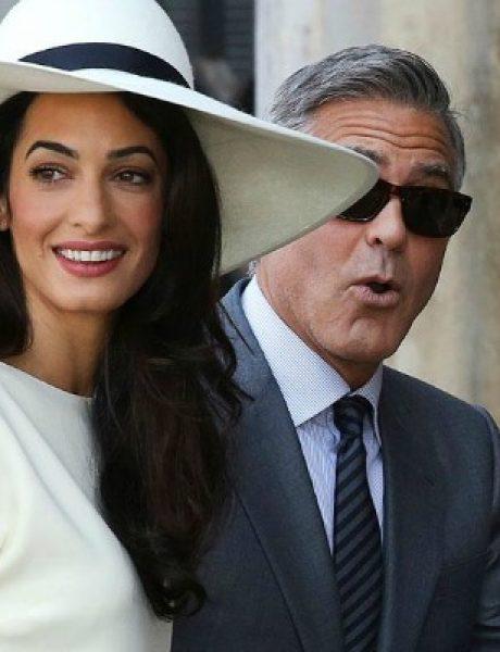 Kako da iskopirate stil Amal Kluni