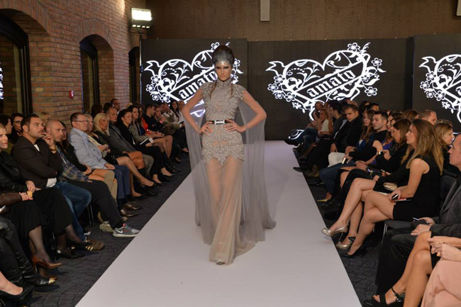 amato beograd revija 3 Amato Fashion Show je doneo glamur i visoku modu u Beograd