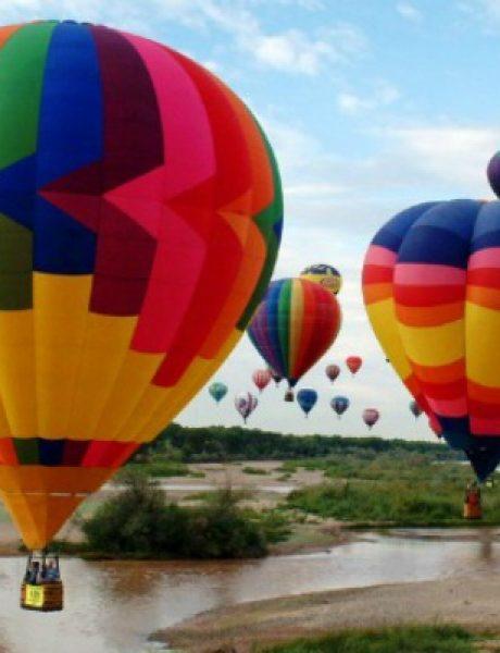 Najlepši svetski festivali vazdušnih balona