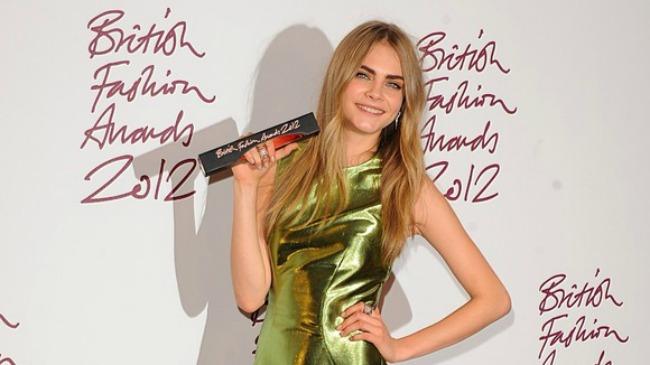 british fashion awards ko su nominovani kara delevinj British Fashion Awards: Ko su nominovani?