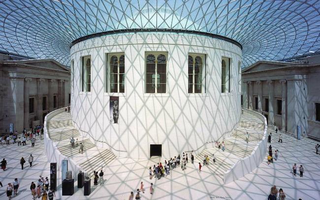 british museum Svetski muzeji: Riznice dragocenosti