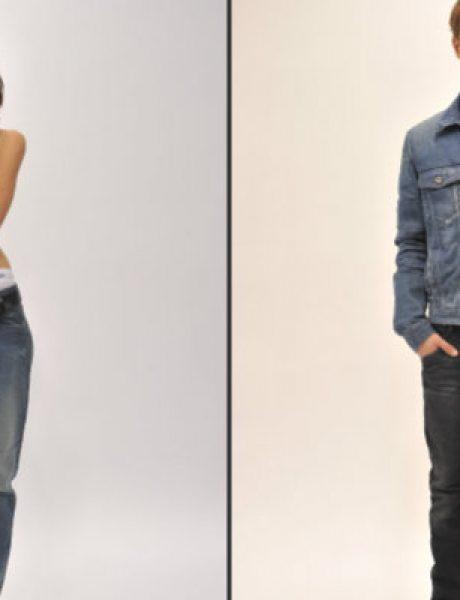 Nova džins kolekcija modne kuće Calvin Klein