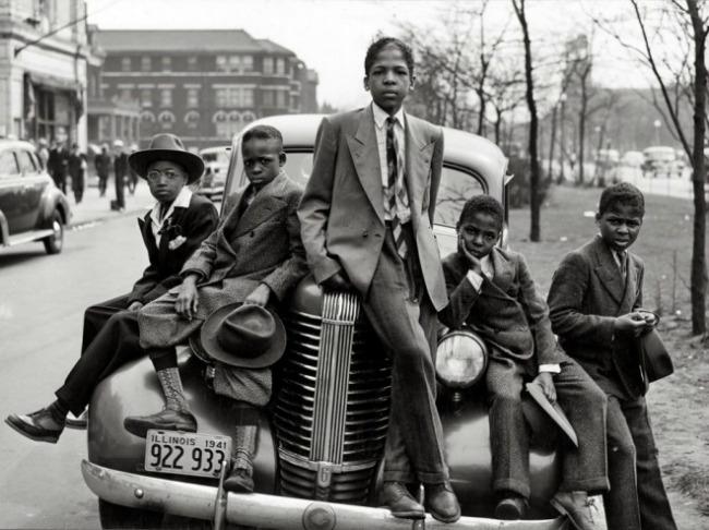 cikago 40ih Foto dokazi da su ljudi nekada bili mnogo više kul