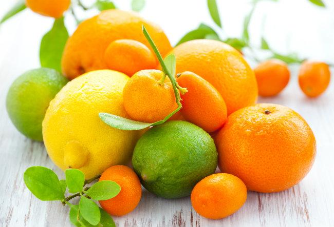 citrusi Najbolja hrana za dane prehlade