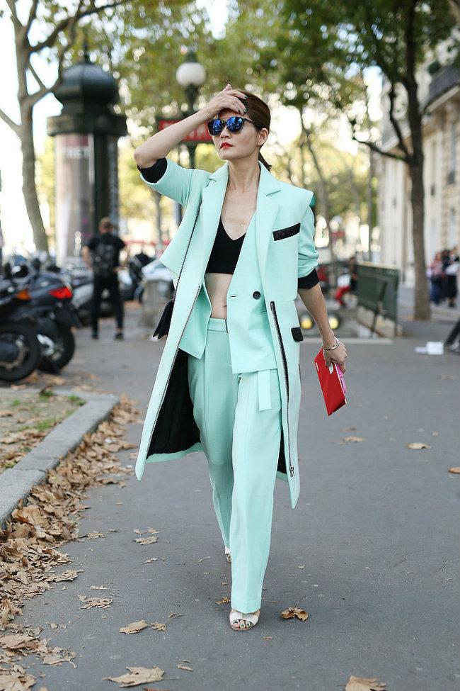 crop top 2 Ulična moda sa Meseca mode