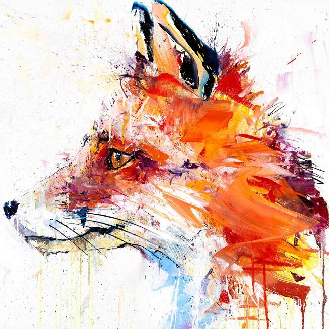 dejv vajt umetnicka dela inspirisana divljinom 1 Dejv Vajt: Umetnička dela inspirisana divljinom
