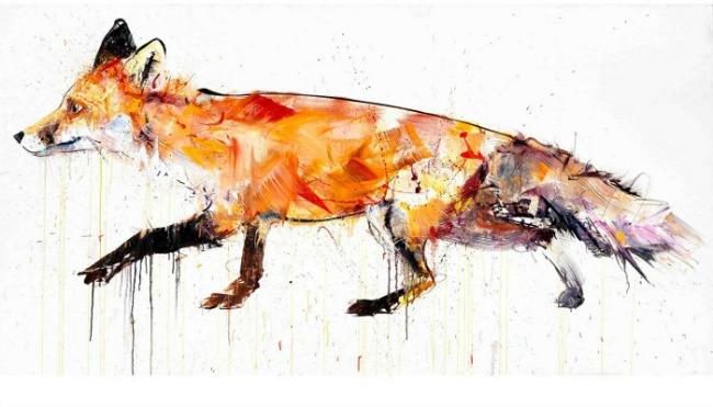 dejv vajt umetnicka dela inspirisana divljinom 10 Dejv Vajt: Umetnička dela inspirisana divljinom