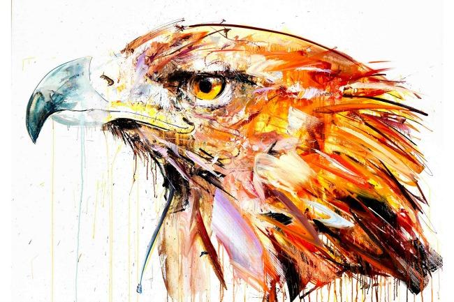 dejv vajt umetnicka dela inspirisana divljinom 2 Dejv Vajt: Umetnička dela inspirisana divljinom
