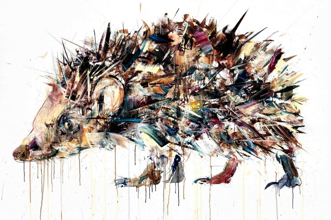dejv vajt umetnicka dela inspirisana divljinom 3 Dejv Vajt: Umetnička dela inspirisana divljinom