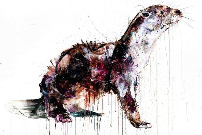 dejv vajt umetnicka dela inspirisana divljinom 4 Dejv Vajt: Umetnička dela inspirisana divljinom