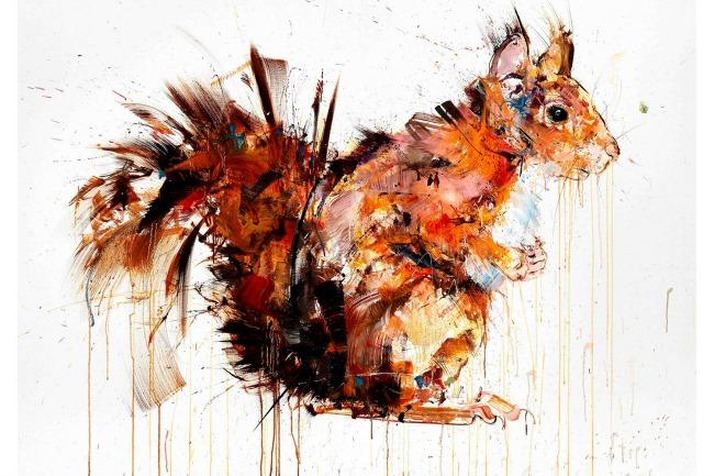 dejv vajt umetnicka dela inspirisana divljinom 8 Dejv Vajt: Umetnička dela inspirisana divljinom