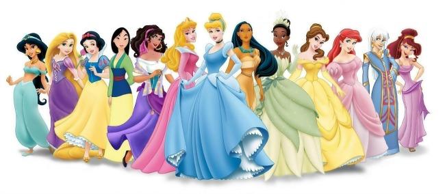 diznijeve princeze Kako bi se ponašala Diznijeve princeze u stvarnosti