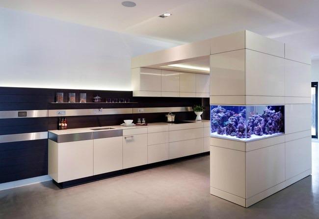 enterijer najlepsi sobni akvarijumi na svetu 6 Enterijer: Najlepši sobni akvarijumi na svetu