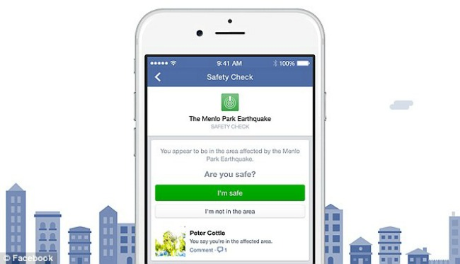 fejsbuk dodatak Facebook kreira dodatak za prirodne katastrofe