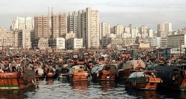 hong kong1 Hong Kong četiri decenije unazad