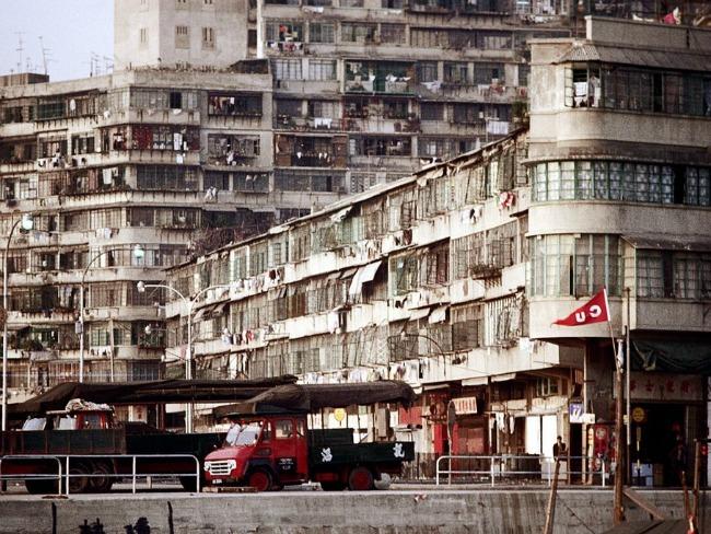 hong kong4 Hong Kong četiri decenije unazad