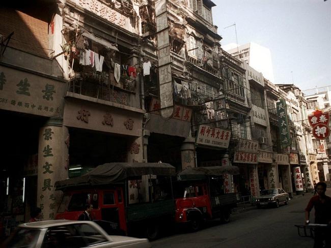 hong kong5 Hong Kong četiri decenije unazad