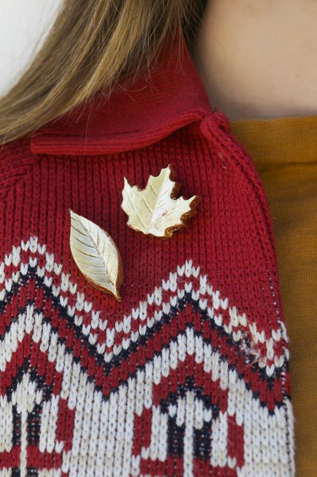 jesenji detalji 6 Uradi sama: Jesenji modni detalji