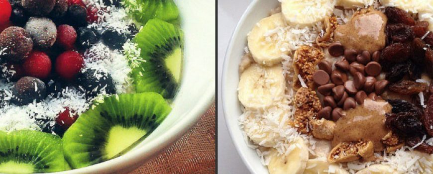 Zdravi i ukusni obroci sa ovsenim pahuljicama