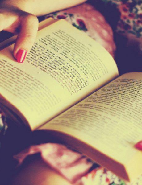 Mozgu, kurvo jedna: Kada poželim da pobegnem, uzmem knjigu