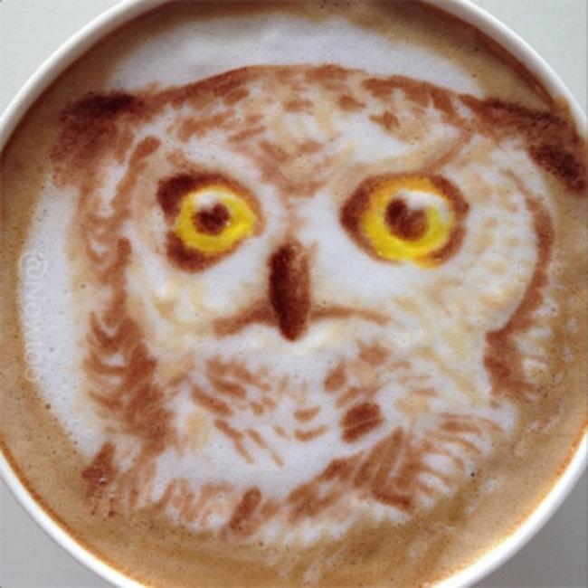 kafa 10 Istorija dekorisanih kafa