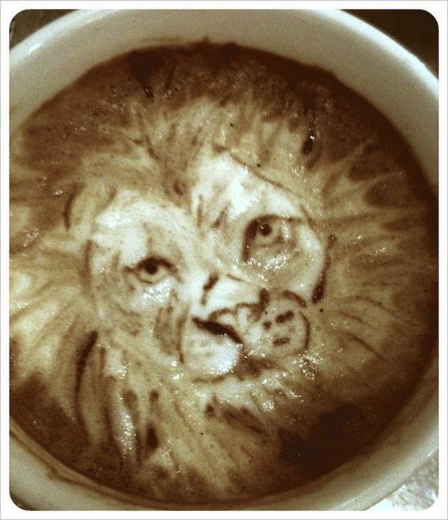 kafa 11 Istorija dekorisanih kafa