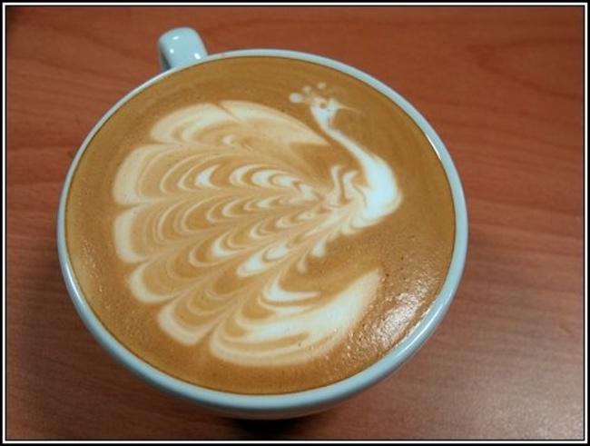 kafa 12 Istorija dekorisanih kafa
