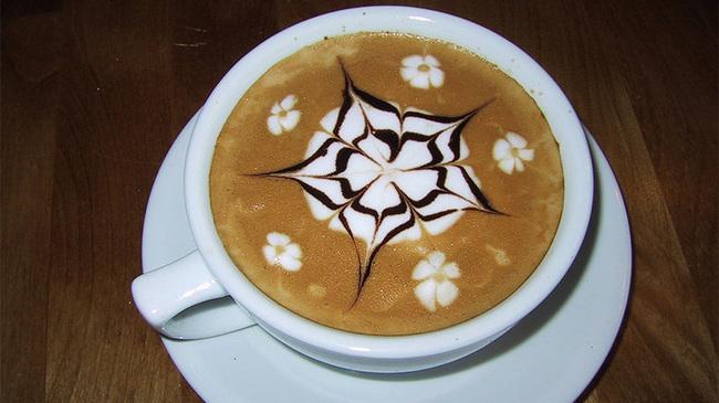 kafa 13 Istorija dekorisanih kafa