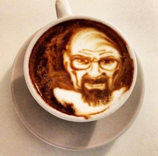 kafa 14 Istorija dekorisanih kafa